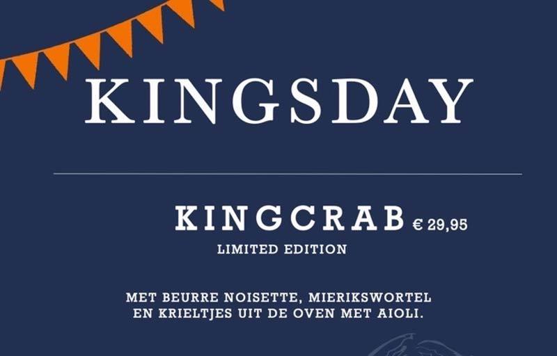 Brut de Mer Amsterdam - Fruits de Mer bestellen Amsterdam