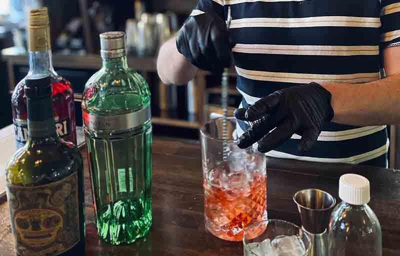 Cafe Comodo Amsterdam - Cocktails-to-go