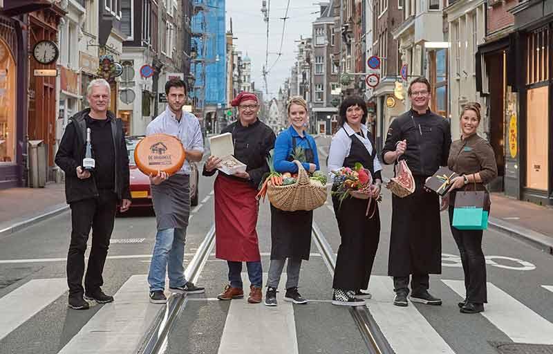 Utrechtsestraat Verspakket Amsterdam
